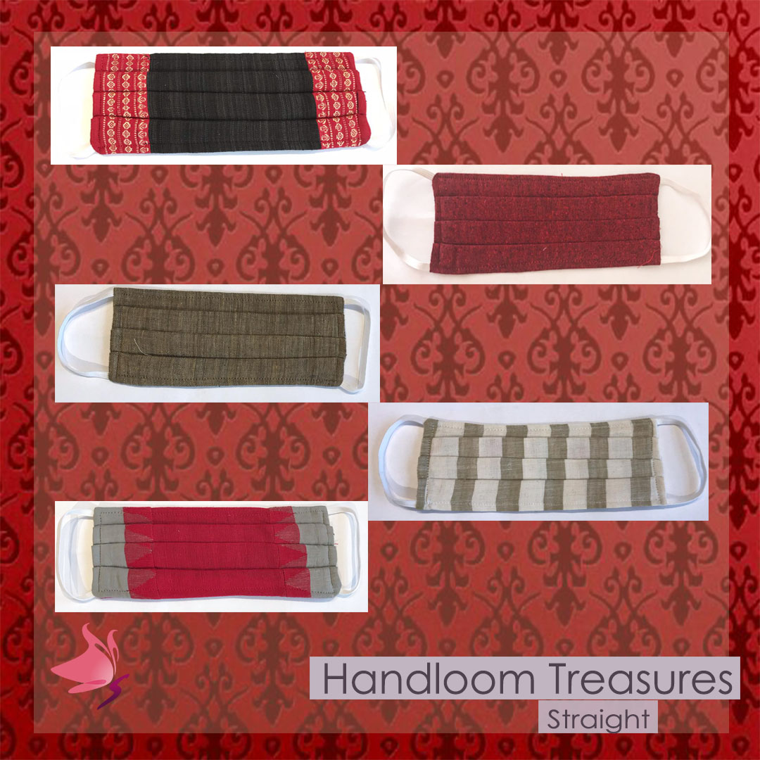Handloom treasures (Straight)